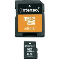 Intenso MicroSDHC Class 4 16GB