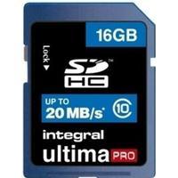 Integral UltimaPro SDHC 20MB/s 16GB