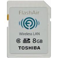 Toshiba FlashAir SDHC Class 6 8GB