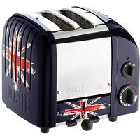 Dualit 2 Slot Union Jack Toaster