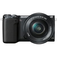 Sony NEX-5R + 16-50mm
