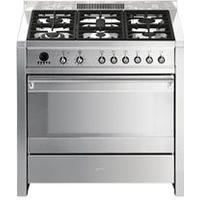 Smeg A1-7 Stainless Steel