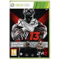 WWE 13: Limited Mike Tyson Edition