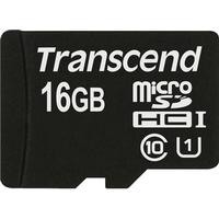 Transcend MicroSDHC UHS-I 16GB