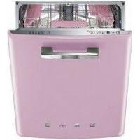 Smeg ST2FABRO2 Integrated, Pink