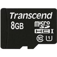 Transcend MicroSDHC UHS-I 8GB