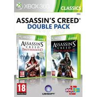 Double Pack (Assassin's Creed: Revelations & Assassin's Creed: Brotherhood)