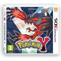 Pokemon Y Version