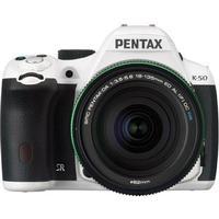 Pentax K-50 + 18-135mm
