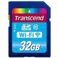 Transcend SDHC Wi-Fi Class 10 32GB