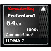 Komputerbay Compact Flash Professional UDMA 7 64GB (1000x)
