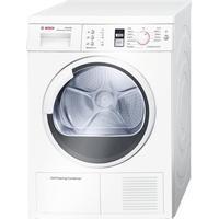 Bosch WTW86371SN Hvid