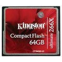 Kingston Ultimate Compact Flash 64GB (266x)