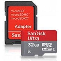 SanDisk Ultra microSDHC UHS-I 48MB/s 32GB