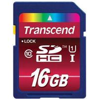 Transcend SDHC Premium 45MB/s 16GB