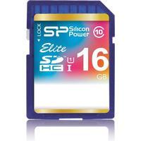 Silicon Power Elite SDHC UHS-I U1 16GB