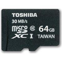 Toshiba MicroSDXC 30MB/s 64GB
