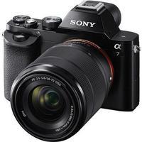 Sony Alpha 7K + 28-70mm OSS