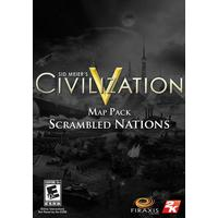 Civilization 5: Scrambled Nations Map Pack