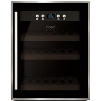 CASO WineSafe 12 Black Svart