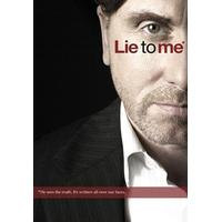 Lie To Me Säsong 1 (DVD)