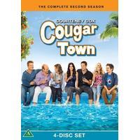 Cougar Town: Säsong 2 (DVD 2011)