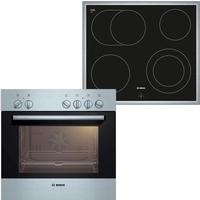 Bosch HND12PS50 Stainless Steel Rustfrit stål
