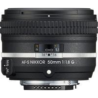 Nikon Nikkor AF-S 50mm F1.8G Special Edition