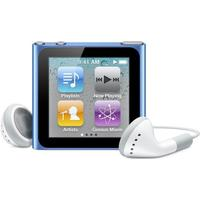 Apple iPod Nano 16GB Blue (6th Generation)
