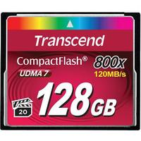 Transcend Compact Flash UDMA 7 128GB (800x)