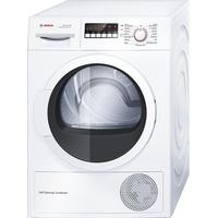 Bosch WTW86268SN Hvid