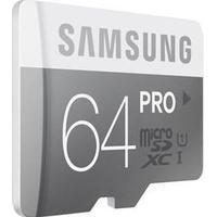 Samsung MicroSDXC Pro 90MB/s 64GB