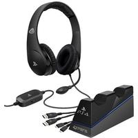 4Gamer Stereo Gaming Headset Starter Kit for PS4