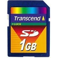 Transcend SD 1GB (45x)