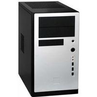 Antec NSK3480 Micro Tower 380W / Black / Silver
