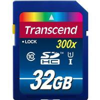 Transcend SDHC Premium 45MB/s 32GB