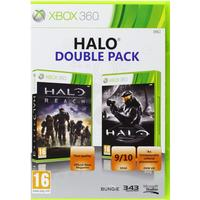 Double Pack (Halo Reach + Halo Anniversary Collector's Edition)