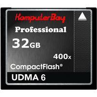 Komputerbay Compact Flash Pro 32GB (400x)