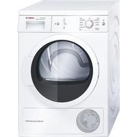 Bosch WTW86167SN Hvid