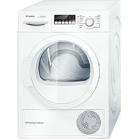 Bosch WTW862M8SN Hvid