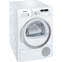 Siemens WT46W248DN Hvid