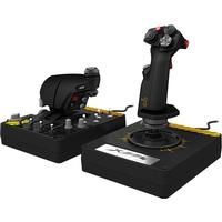 Mad Catz Saitek X-55 Rhino H.O.T.A.S. System (PC)