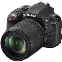 Nikon D3300 + 18-105mm VR
