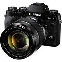 Fujifilm X-T1 + 18-135mm IS