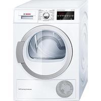Bosch WTW85490GB White