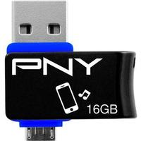 PNY Duo Link On-The-Go 16GB USB 2.0