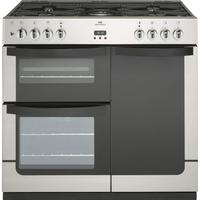 New World Vision 900DFT Stainless Steel