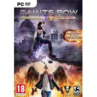 Saints Row 4: Re-elected & Gat Out of Hell