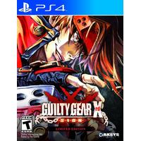 Guilty Gear Xrd Sign - Limited Edition