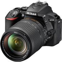 Nikon D5500 + 18-140mm VR